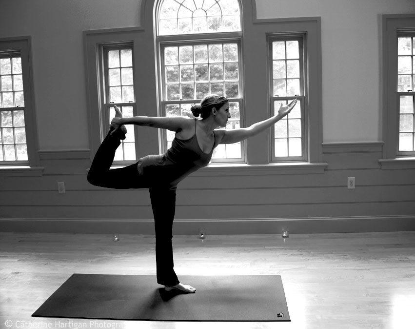 Kathy Drake of Wellbeing Yoga Fitness