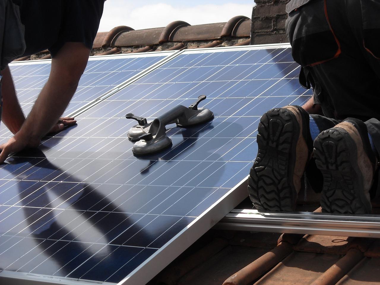 Solar Panel Installation Colorado Springs