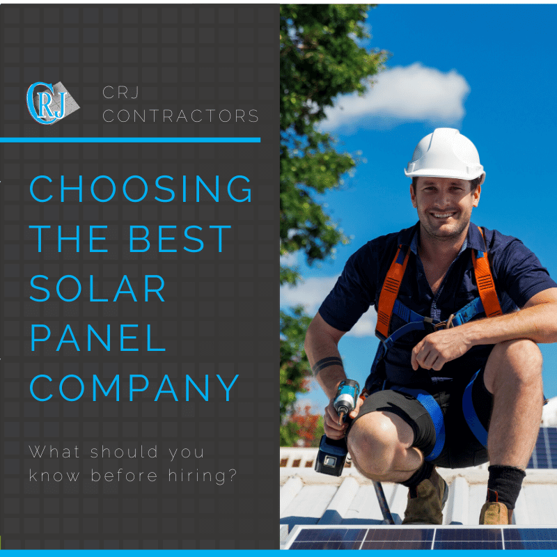 featured photo showing how to choose best solar panel company