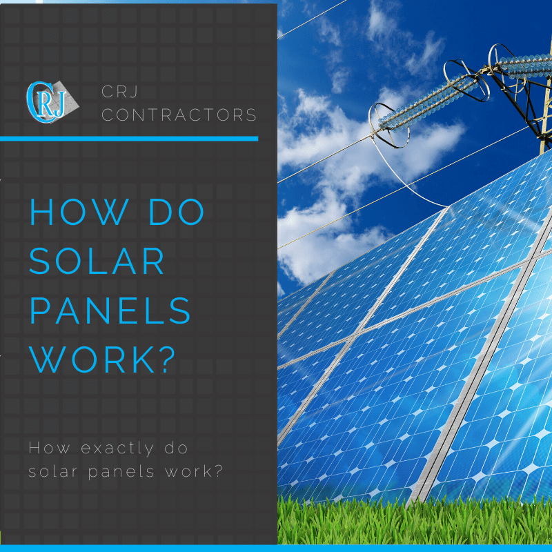 featured photo showing how solar panels work
