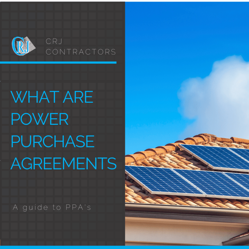 picture of solar ppa agreement