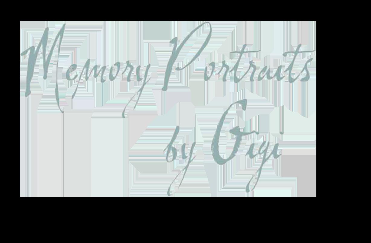 Memory Portraits by Gigi