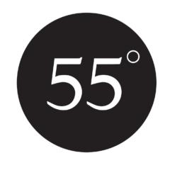 55 Degrees