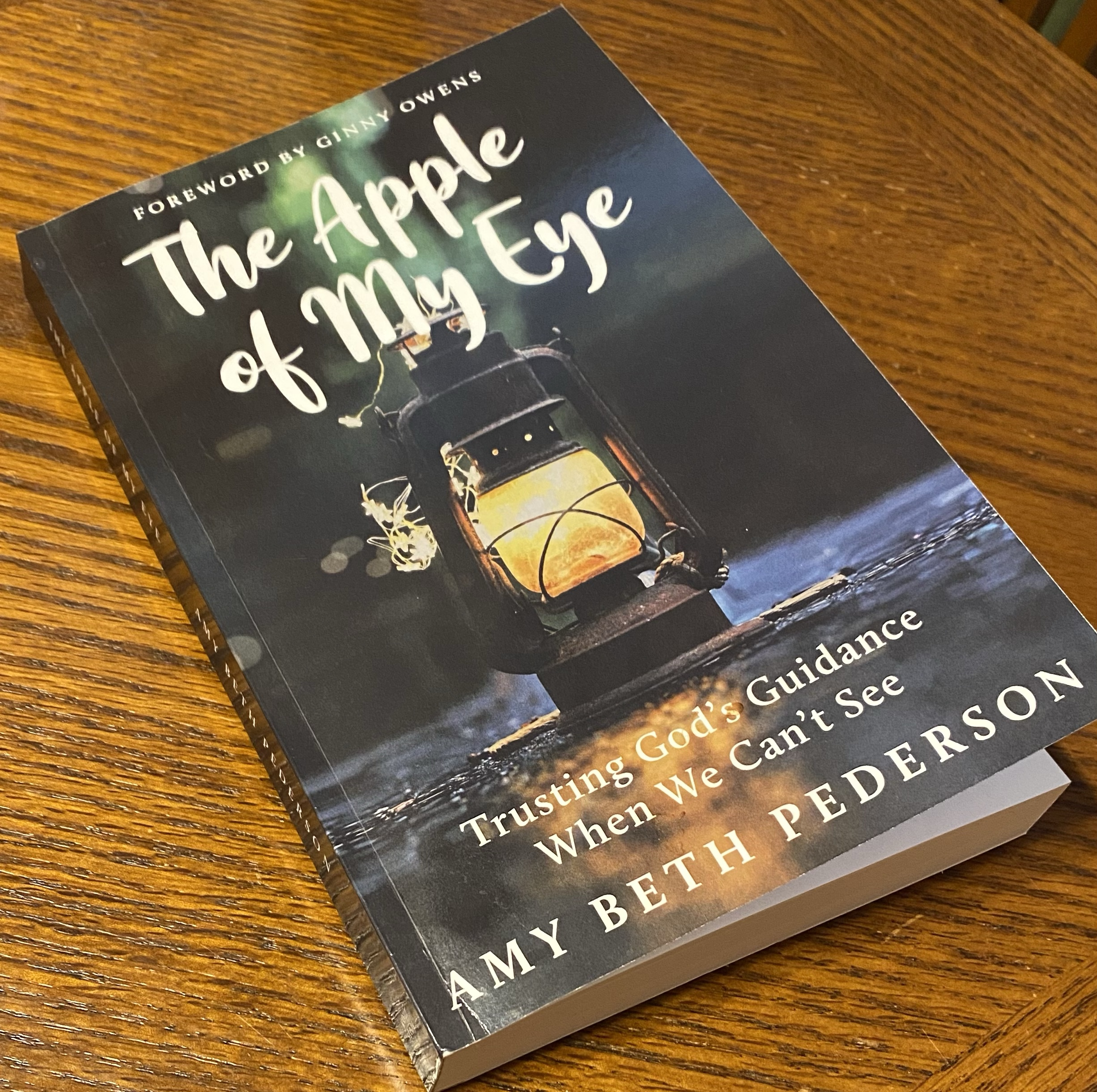 The Apple of My Eye by Amy Beth Petersen