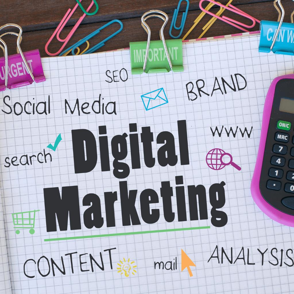 Digital Marketing DIngo Integrated Marketing
