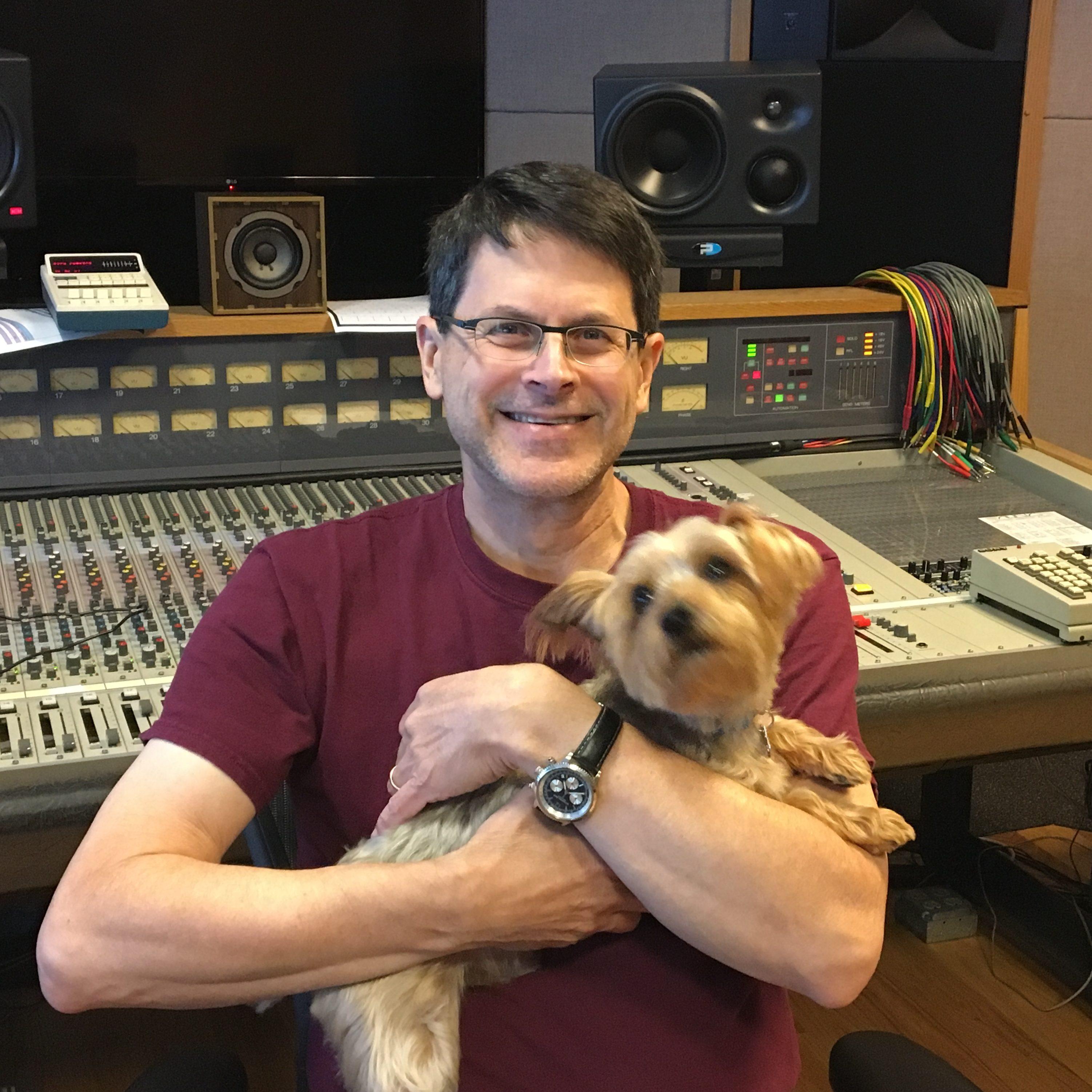 Audio Recording Studio
