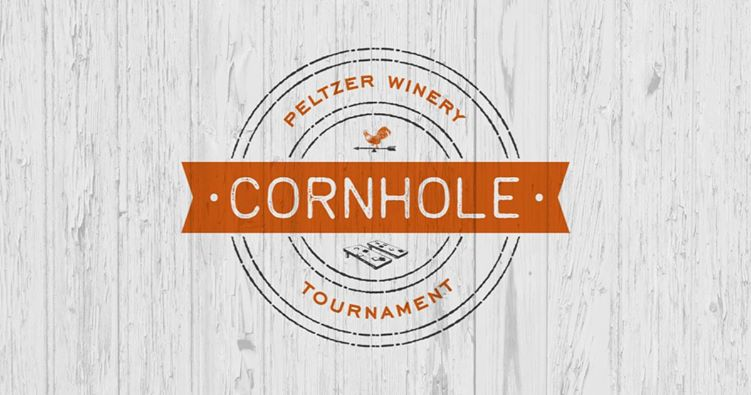 Peltzer Winery Father's Day Cornhole Tournament