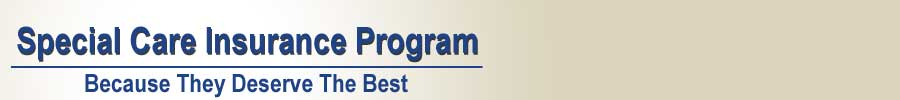 Special Care Insurance Program Logo
