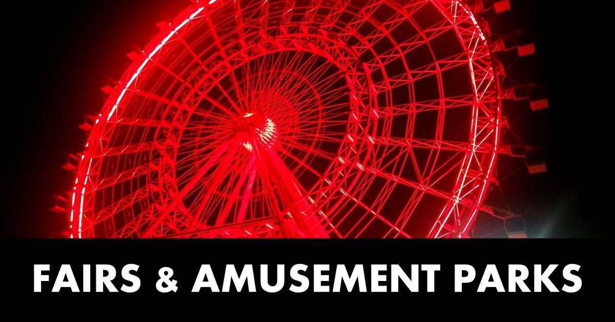 Fairs & Amusement Parks