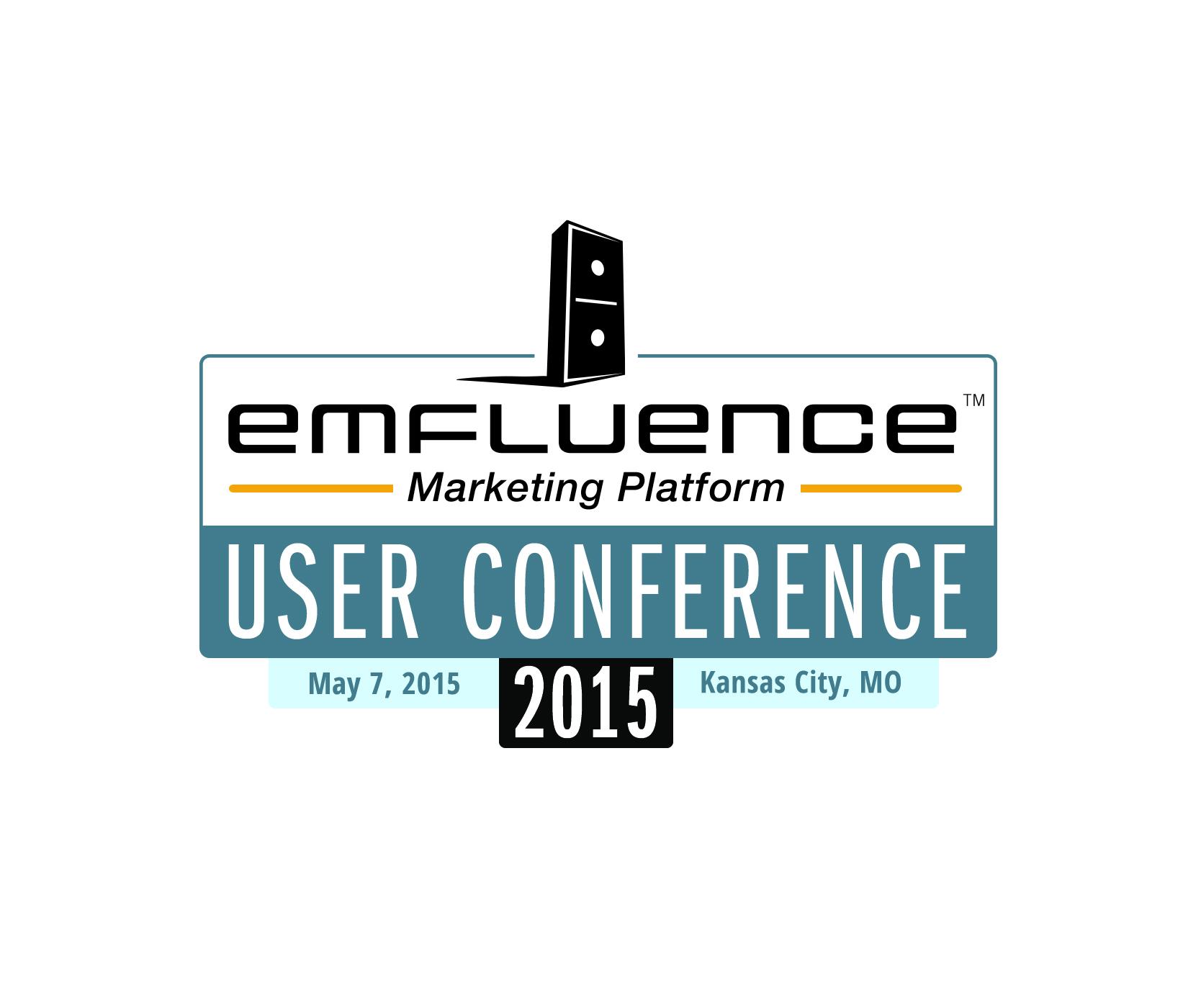 Graphic from Emfluence marketing platform user conference May 7, 2015 Kansas City MO.