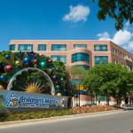 photo of Children's Mercy Adele Hall campus