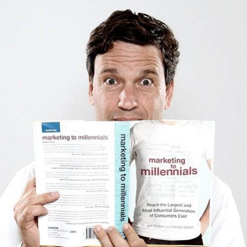 Marketing to Millennials author Jeff Fromm