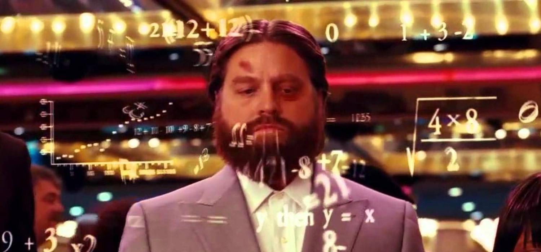 The Hangover Zack Galifianakis Equations