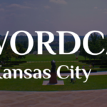 Graphic for Wordcamp Kansas City 2017 event.