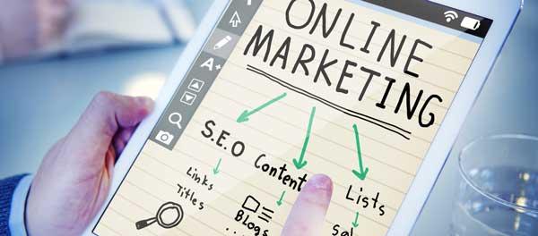 Tablet, Digital Notebook, Online Marketing