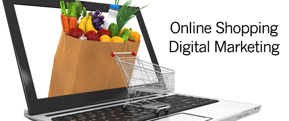 Online Shopping Digital Marketing
