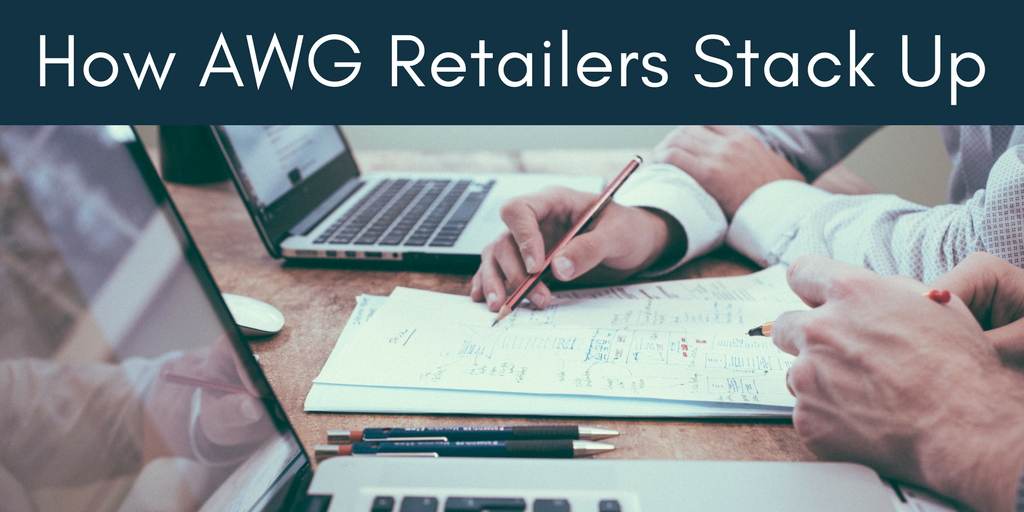 How AWG Retailers Stack Up