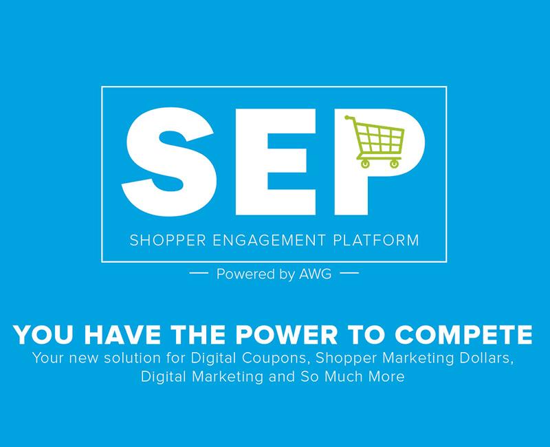 SEP: Shopper Engagement Platform - Powered by AWG