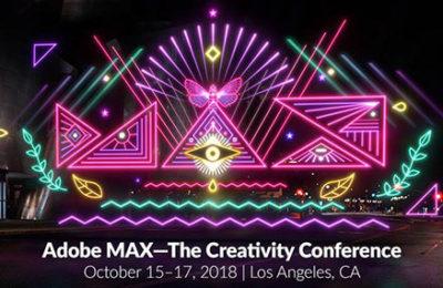 Adobe MAX - The Creativity Conference