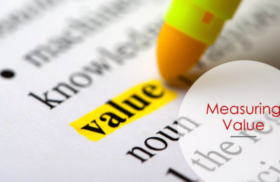 Measuring Value