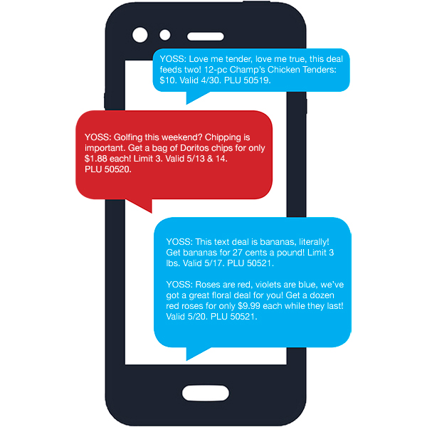 text message examples