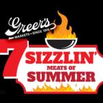 Greer's Seven Sizzlin Meats