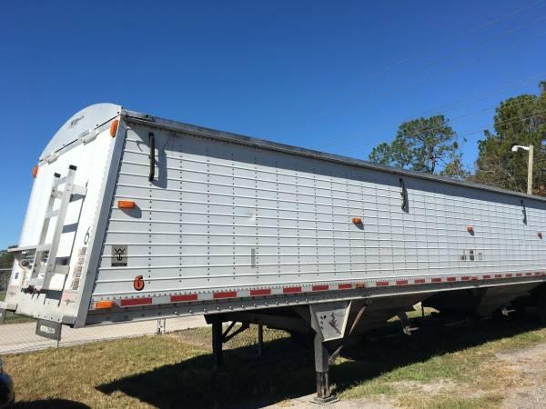 2007 Wilson Grain trailer for Semi (Lakeland) $16500