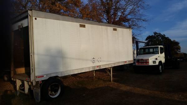 30' semi trailer (Dora) $2200
