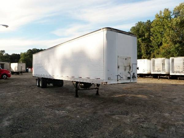 4-Sale (5) 48x102 Insulated Storage Trailers-Roll/Swing (Atlanta - Lawrenceville) $2950