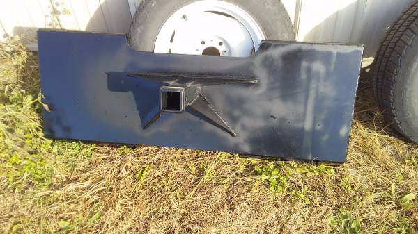 Bobcat severe duty trailer spotters for bumper and goose neck trailers (LaCygne KS) $275