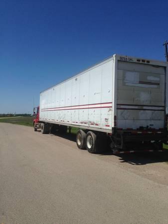 "For Sale (10) 45'-53'x102"" Liftgate - Dry Van Trailers - Clean (Dallas) $8000"