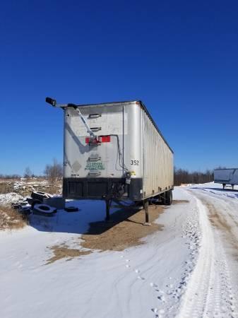 Walking floor,live bottom, semi trailer (Fremont) $24000