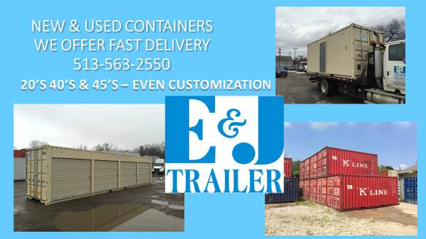 Steel Storage Containers For Sale (Lockland) $1