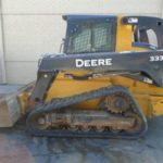 Very clean 2015 John Deere 333E Skid Steer / Compact Track Loader (CALL TOBY 229-221-4493) $44900