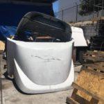 semi truck roof air deflector (poway) $200