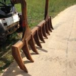 9.5ft Dozer Root Rake. NEED TO SELL! Priced CHEAP for Quick Cash Sell! (burnsville) $1450