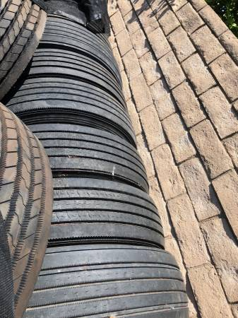 Tires Semi (Northridge) $90