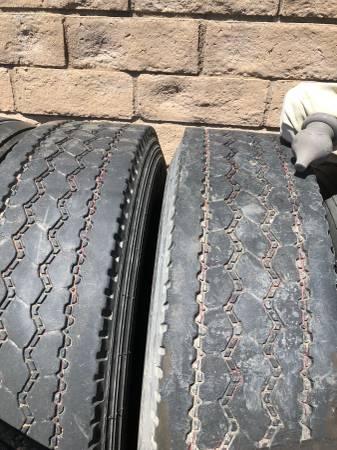 Tires Semi (Northridge) $99