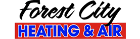 Forest City Heating & Air Logo