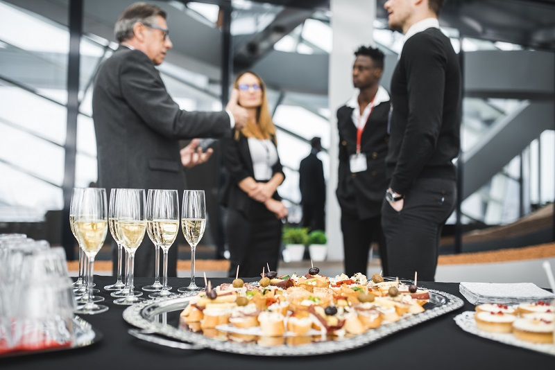 Corporate Catering and Hosting
