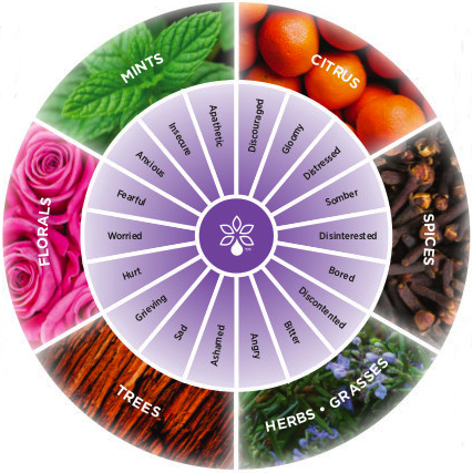 essential oil aromatherapy mood