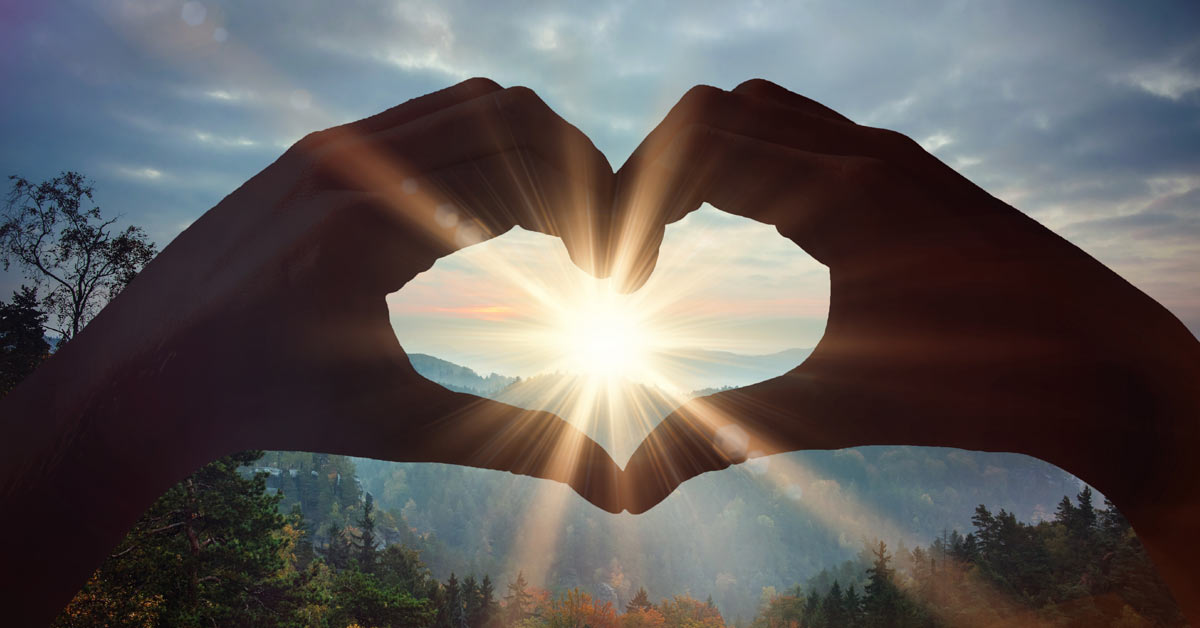 3 Affirmations for bringing more LOVE into your life?
