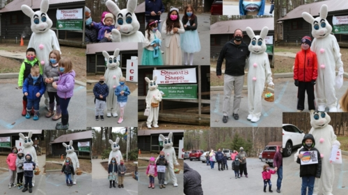 FOM Easter Collage 2021