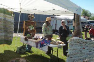 Nancy Liebrecht, Blue Ridge Fiberworks