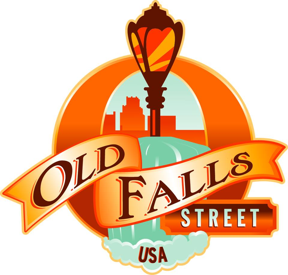 Old Falls Street Logo