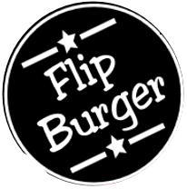 Flip Burger Logo