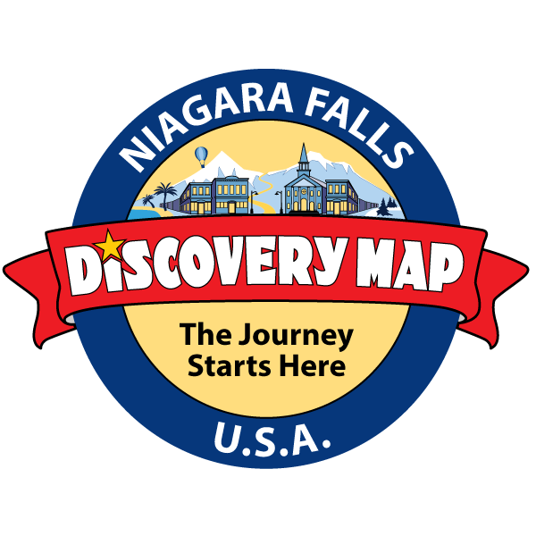 Discovery Map logo