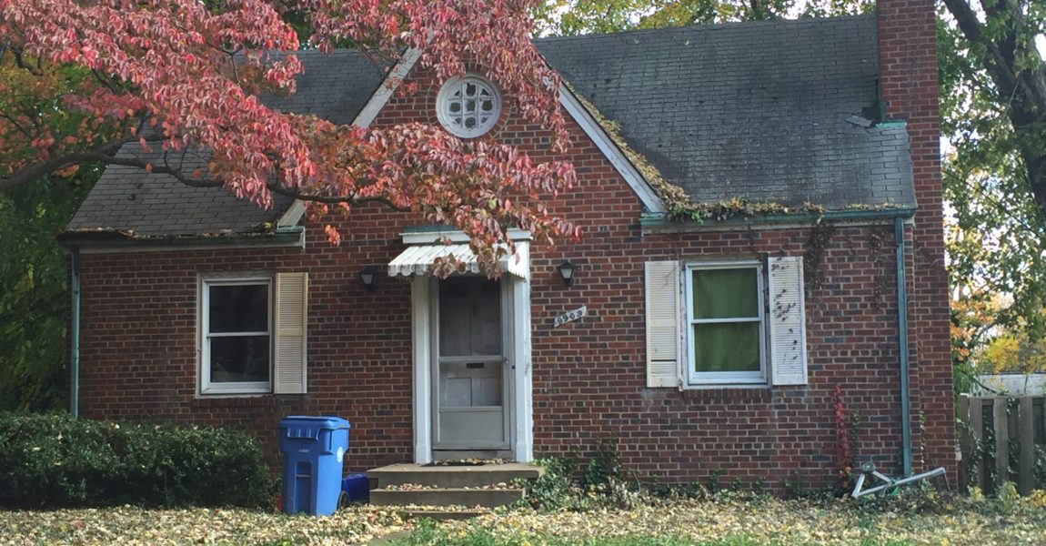 Abandoned Homes: A Growing Problem in Our Community