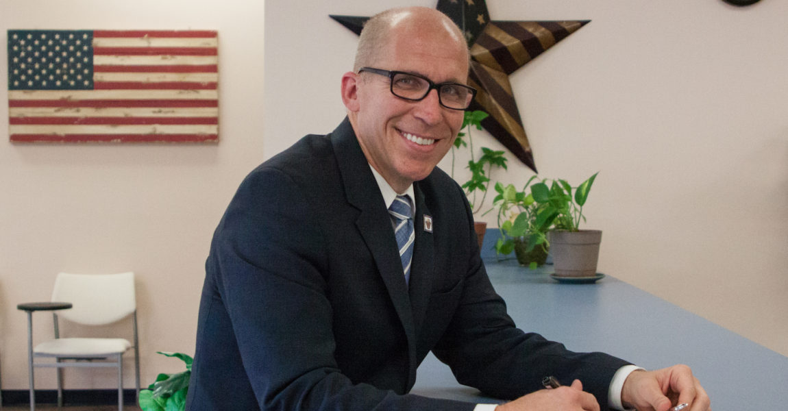 Councilmember Tom Hucker files for re-election to District 5 Council Seat