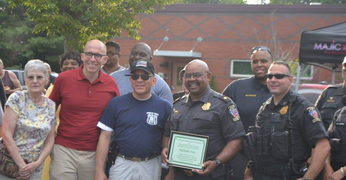 National Night Out in District 5